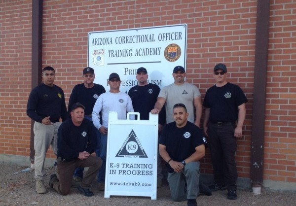 Decoy School at Arizona Correctional Officers Training Academy