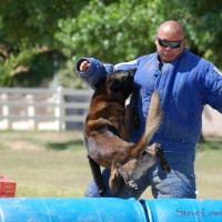 Police K9 Training Decoy School